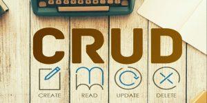 CRUD básico en PHP y SQL