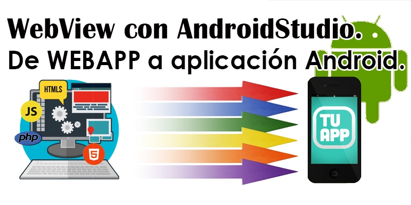 WebView con AndroidStudio