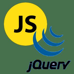 JS JQUERY logo diseño web