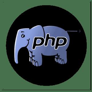 PHP logo diseño web