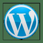 Wordpress logo diseño web